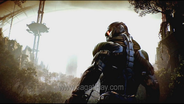 crysis 3 first trailer