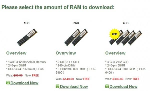 download more ram