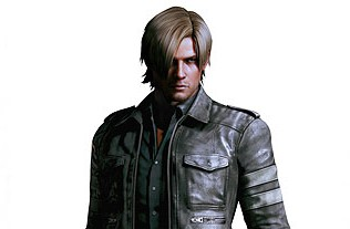 gaming re6 leonjacket