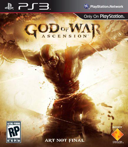 god of war ascension box art