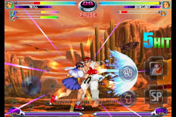 Marvel VS Capcom 2 14