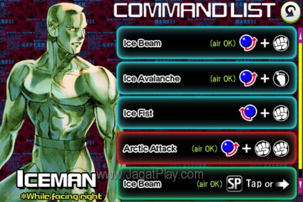 Marvel VS Capcom 2 15