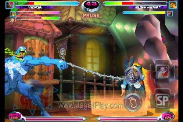 Marvel VS Capcom 2 24