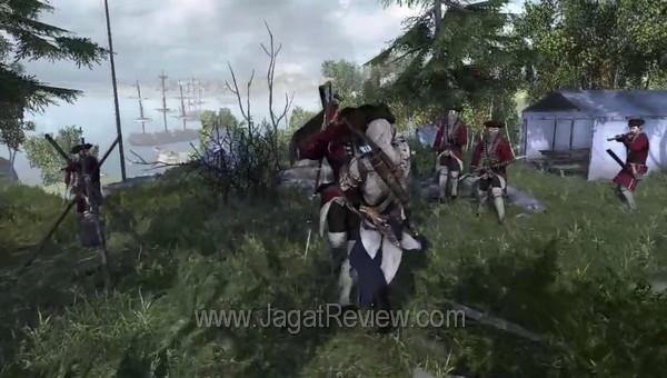 assassins creed iii first gameplay10