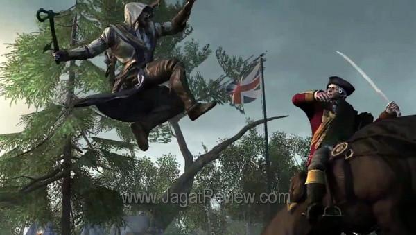 assassins creed iii first gameplay11