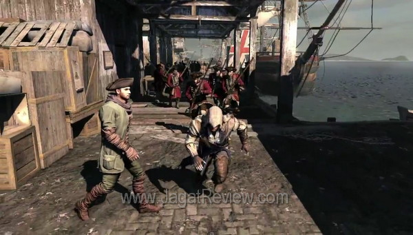 assassins creed iii first gameplay7