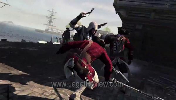 assassins creed iii first gameplay9