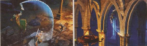 castlevania mirror of fate first screenshot