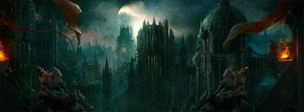 castlevania new