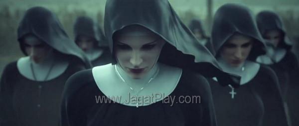 hitman nun