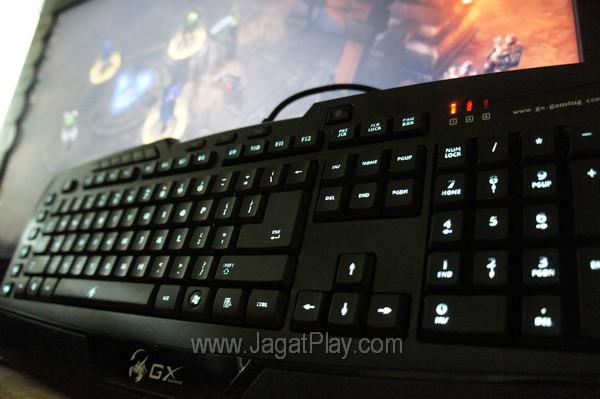 Genius GX Gaming Keyboard Imperator PRO I 8