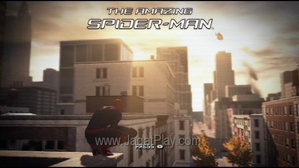 The Amazing Spiderman 1