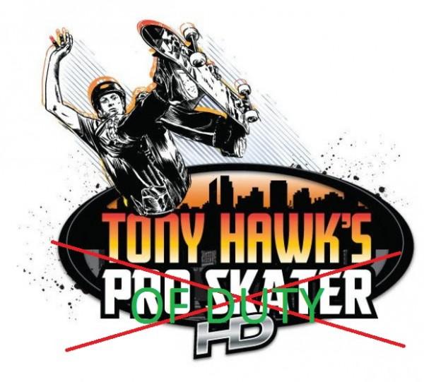 Tony Hawk HD Logo