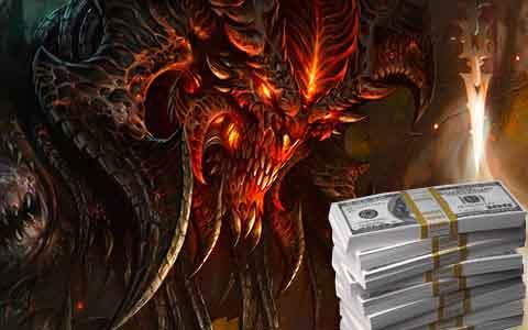 diablo 3 money
