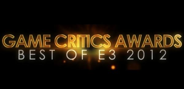 game critics award
