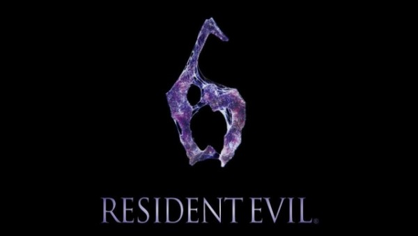 resident evil 6 logo