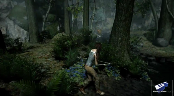 tomb raider reboot gameplay