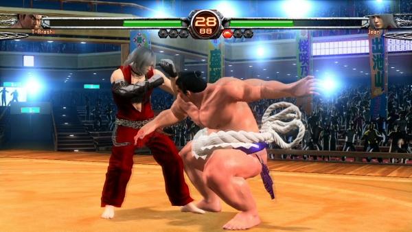 virtual fighter 5 final showdown