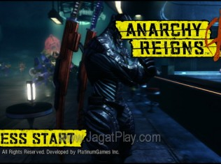 Anarchy Reigns 2
