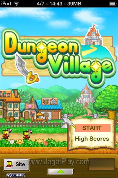 Dungeon Village 1