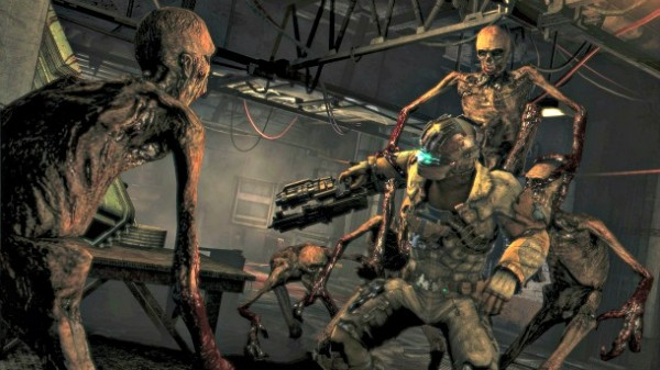 dead space 3 the feeder