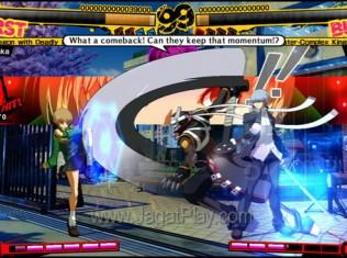 Persona 4 Arena 54