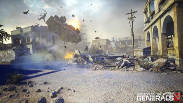 Dengan alasan terus mendapatkan feedback buruk di masa alpha test, EA akhirnya memutuskan untuk membatalkan Command  & Conquer terbaru yang direncanakan akan dirilis dalam format F2P. Tidak hanya itu saja, EA juga menutup sang developer itu sendiri - Victory Games.