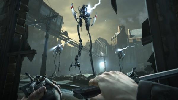 dishonored gameplay