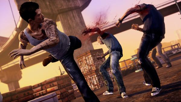 High definition kick? Rumor terbaru menyebutkan Square Enix akan merilis ulang Sleeping Dogs versi HD untuk PS 4 dan Xbox One.