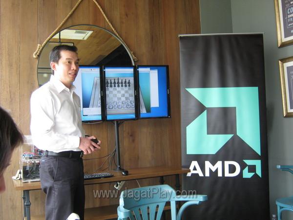 Amd qeon interactive shadow company 3