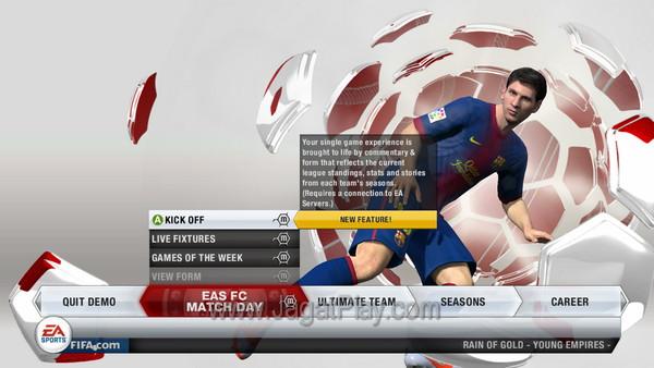 FIFA 13 Demo 6