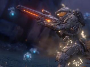 Halo 4 screenshot forerunners 18