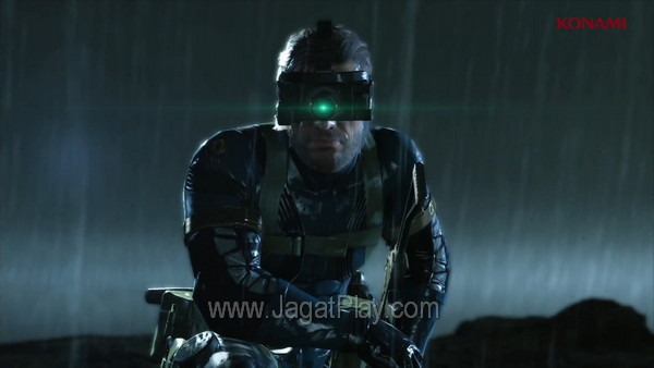 MGS Ground Zeroes trailer 13
