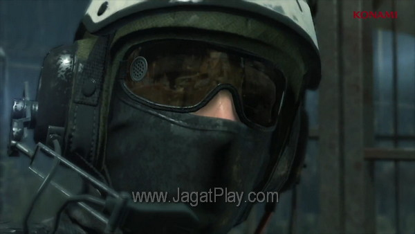 MGS Ground Zeroes trailer 2