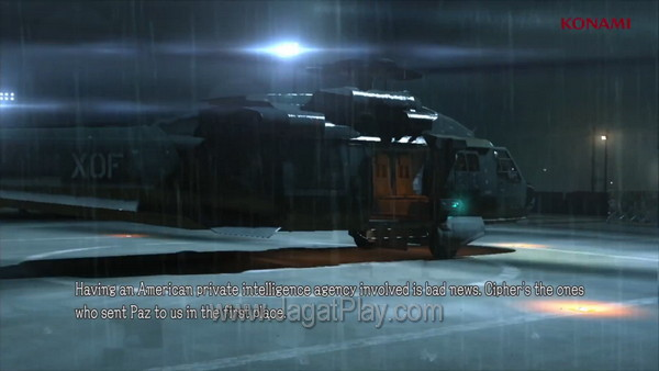 MGS Ground Zeroes trailer 6