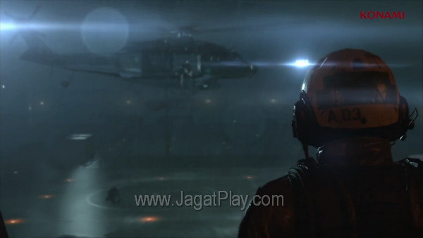 MGS Ground Zeroes trailer 9