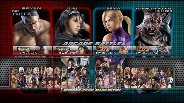 Tekken Tag Tournament 2 50