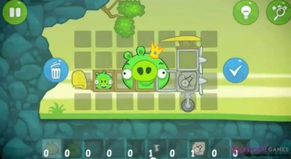 bad piggies gameplay