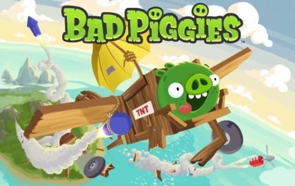bad piggies2