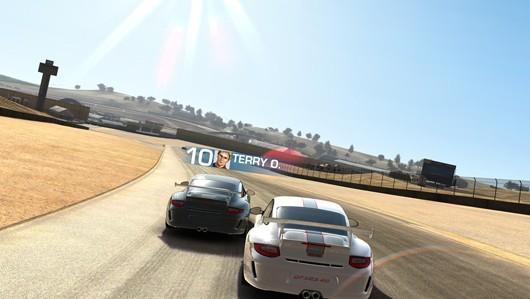 real racing 3 iphone 5