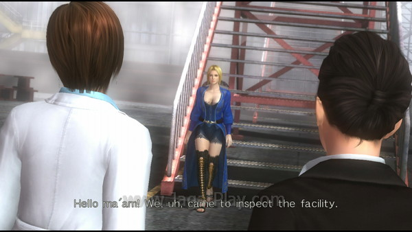 Dead or Alive 5 35
