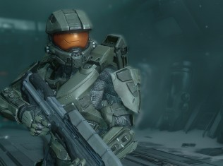Halo 4 screenshot forerunners 9
