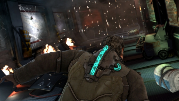 dead space 3 space