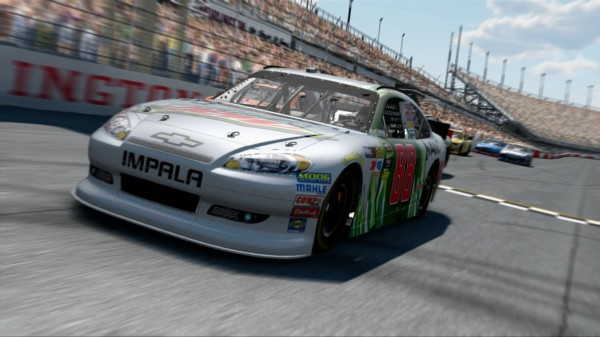 nascar the game inside the line