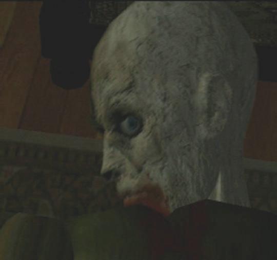 zombie resident evil 1