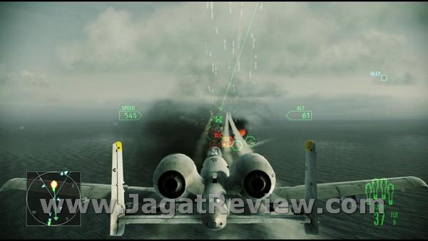 Ace Combat Assault Horizon 198