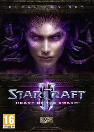 sc 2 heart of swarm cover