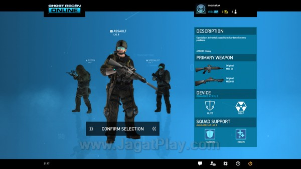 Ghost Recon Online 1