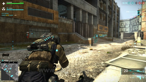 Ghost Recon Online 6