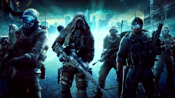 Ghost Recon Online1